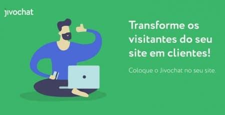 Usar o JivoChat